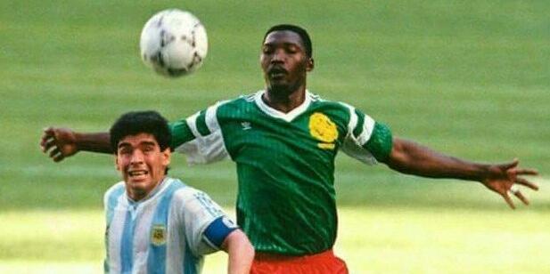 Le vibrant hommage de Diego Maradona à Benjamin Massing décédé