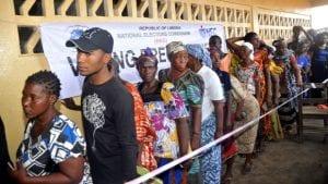 Afrique: Les Libériens aux urnes pour élire leur président
