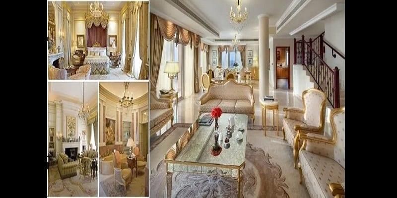 Découvrez en images l'intérieur de la plus grande maison du monde