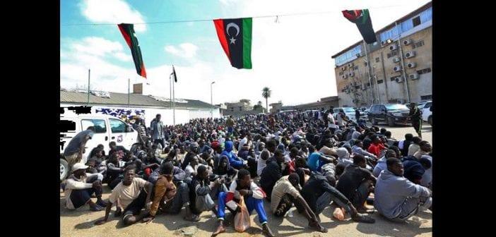 Libye: Amnesty international accuse l'UE de complicité dans la vente de migrants