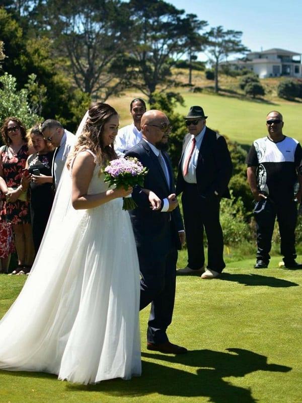 Nouvelle-Zélande: Elle meurt juste quelques heures après son mariage