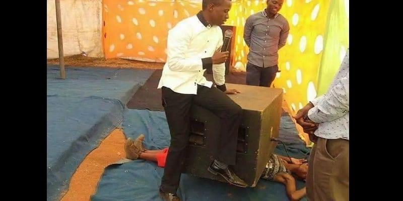 Religion: Vivez en images les atrocités commises par des pasteurs pour une délivrance (photos)