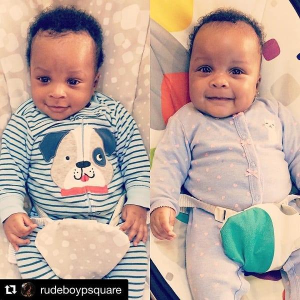 """""""J'ai fait 4 fausses couches avant de donner naissance à des jumeaux"""" - révèle Anita Okoye"""