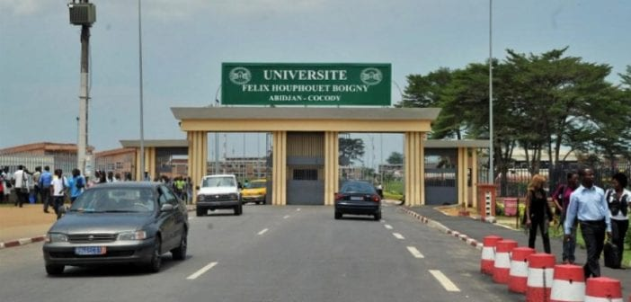 université d'Abidjan