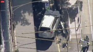 Australie: le conducteur d'une voiture fauche délibérément des passants
