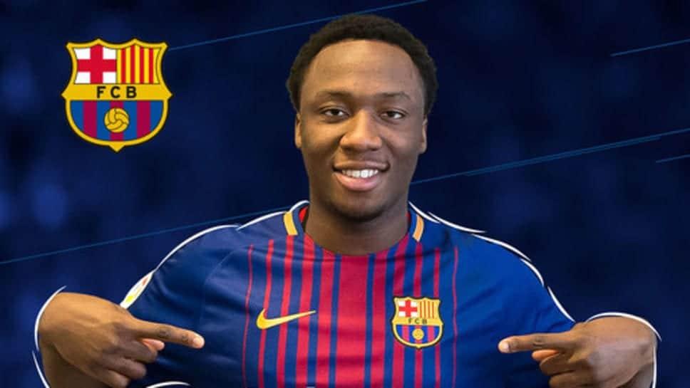 Liga: Le Barça tient sa troisième recrue d'origine ivoirienne (photo)