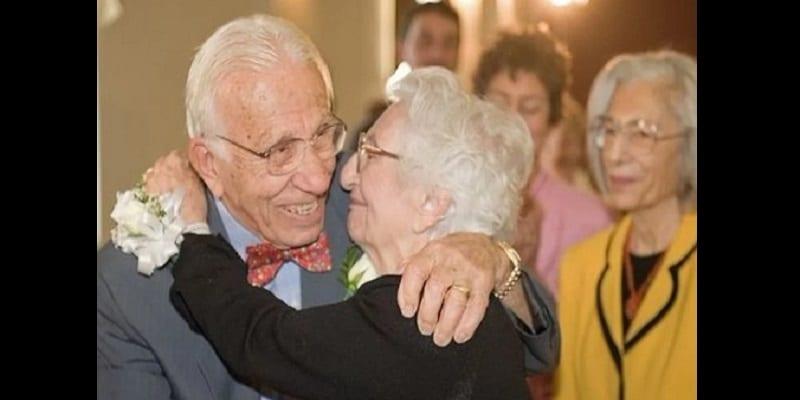 Le couple le plus vieux au monde donne des conseils pour un mariage durable (photos)