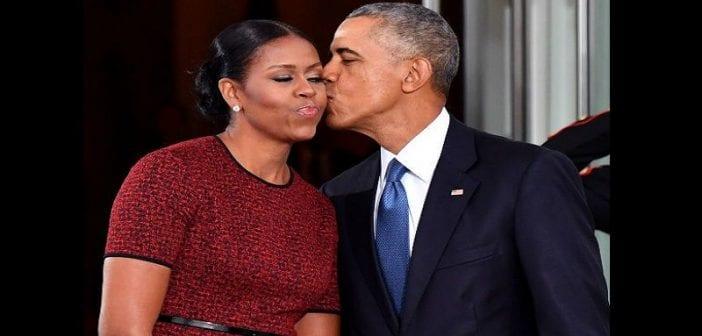 People: Barack Obama fait une agréable surprise à sa femme pour son 54e anniversaire (photos)