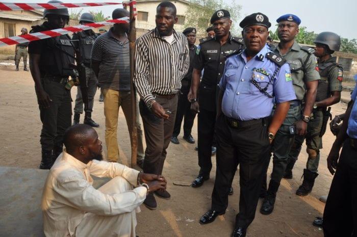 Nigeria: Un chef musulman arrêté par la police avec des parties humaines