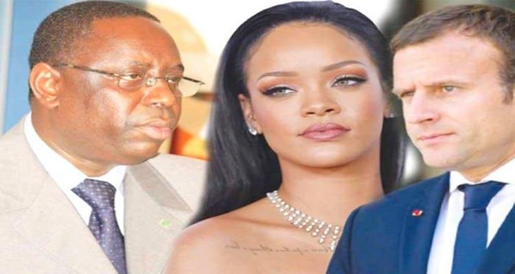 Macky-Macron-Rihanna