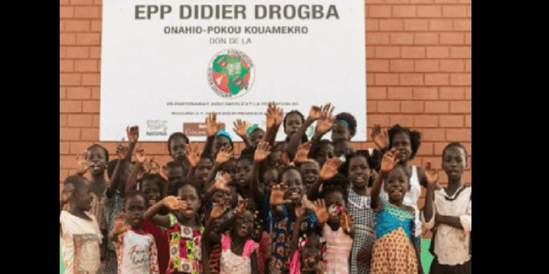 Côte d'Ivoire: Didier Drogba fait construire la première école de sa fondation