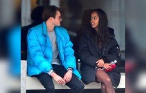 Malia Obama: Découvrez les images de son rendez-vous amoureux (photo)
