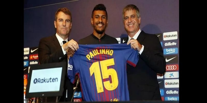 FC Barcelone: Découvrez 3 footballeurs qui ont payé une partie du montant de leur transfert pour rejoindre le club