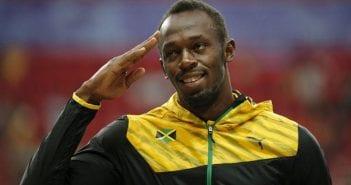 Bolt Goodbye Athletics