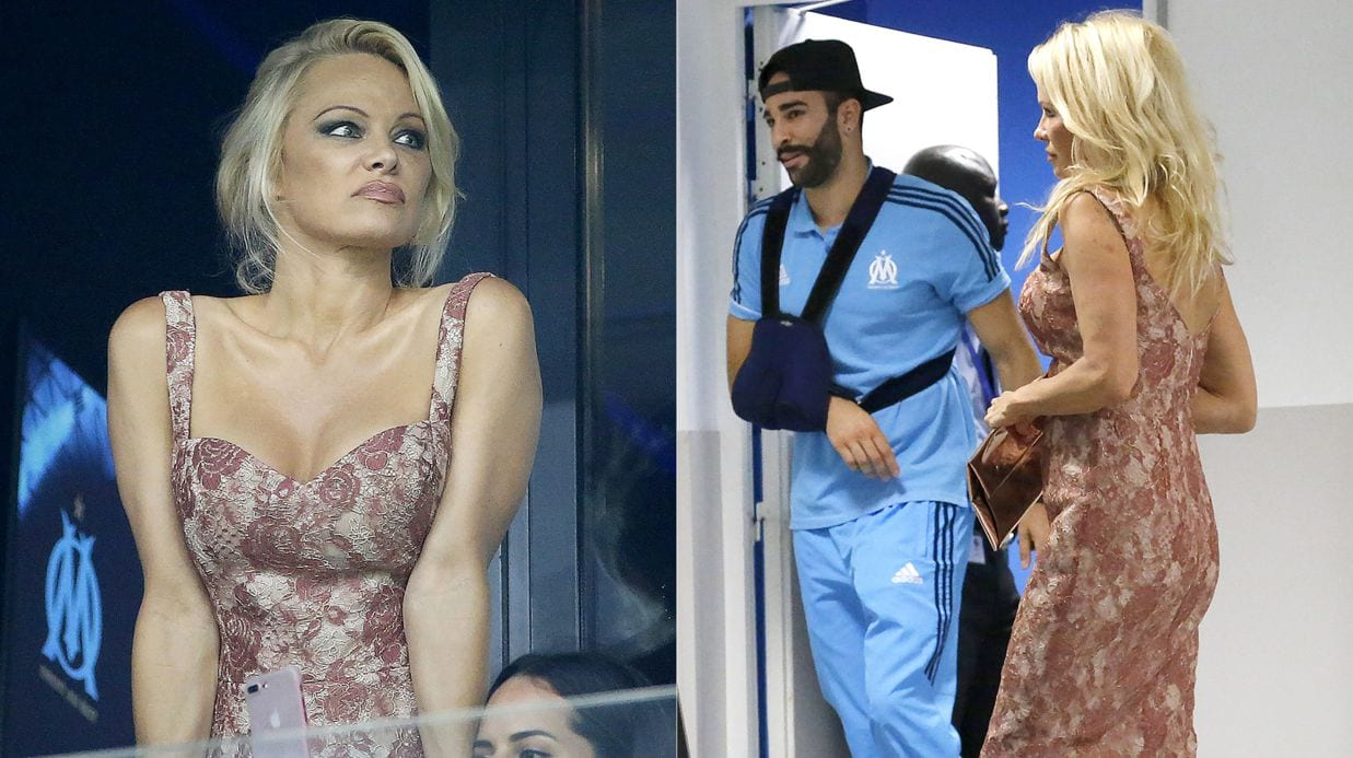 People: Pamela Anderson s'installe en France. La raison