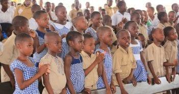 élèves Côte d'Ivoire