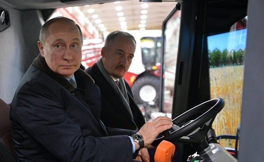 Russie: voici ce que fera Poutine en cas d'échec à la présidentielle (photo)