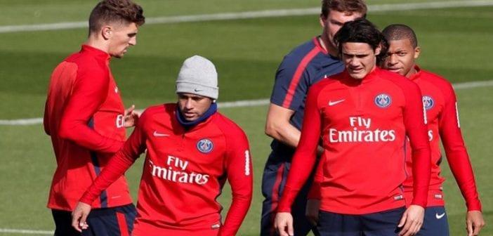 Le vestiaire du PSG sous tension après la défaite face au Réal Madrid?