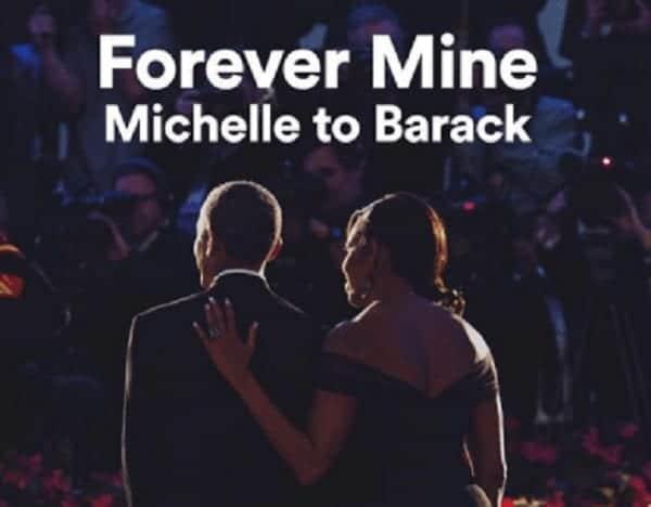 Saint Valentin: Le message de Michelle à son époux Barack Obama