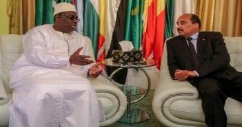 Macky Mauritanie