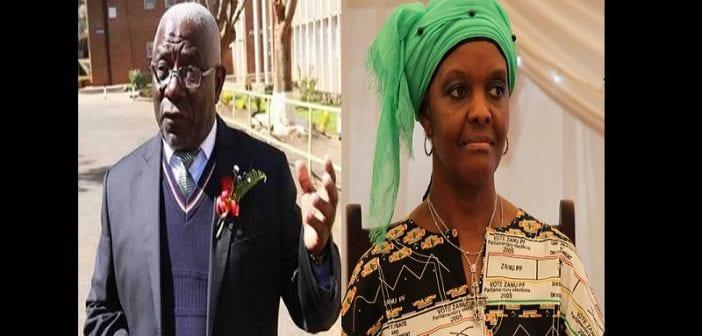 Zimbabwe/Faux diplôme de Grace Mugabe: le vice-chancelier de l'université arrêté