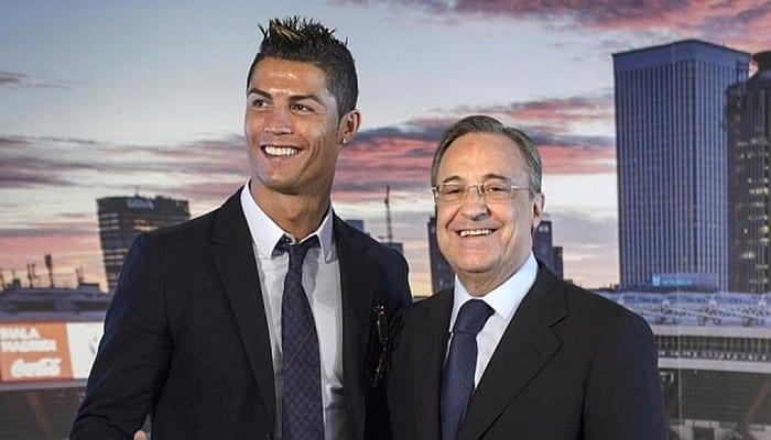 Ronaldo rassuré par Florentino