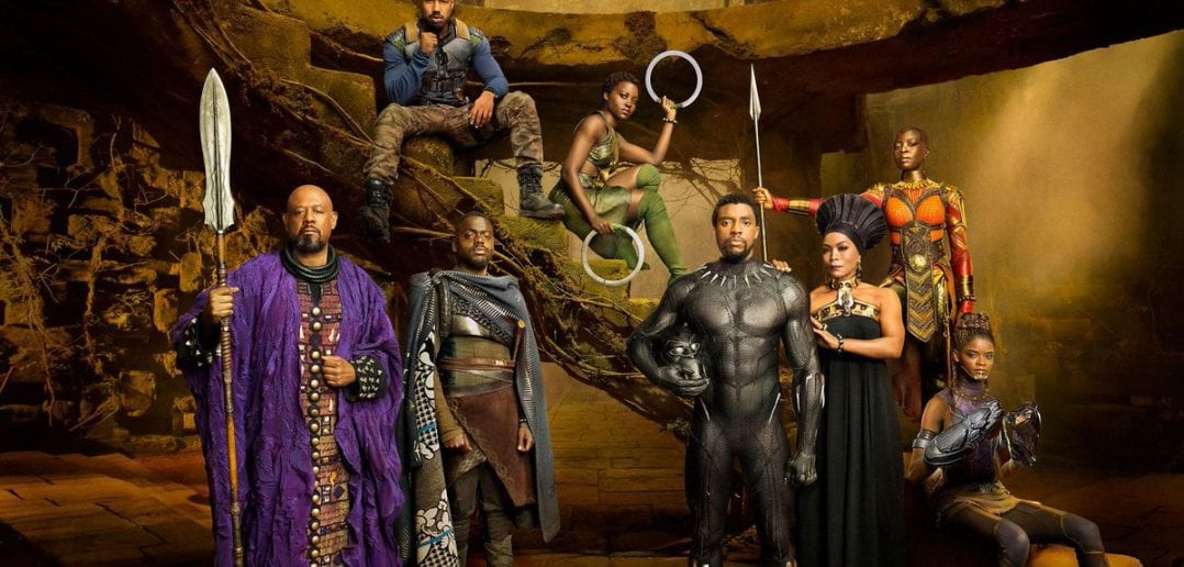 Cinéma: Marvel honore les africains à travers Black Panther