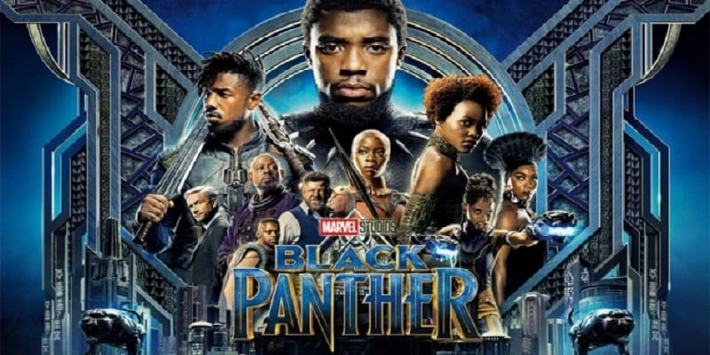 black panther africains