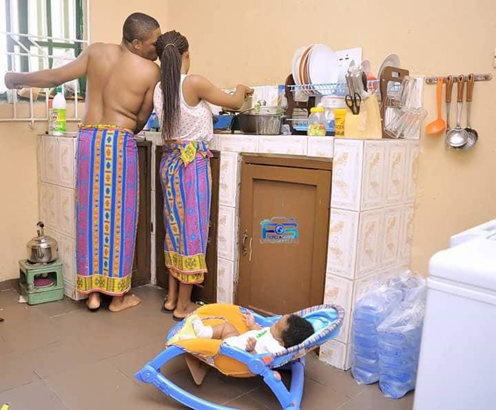 Couple: Voici pourquoi les maris devraient aider leurs femmes (PHOTOS)