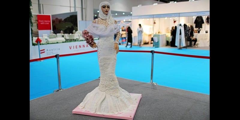 Insolite: Découvrez le gâteau de mariage le plus cher au monde (photos)