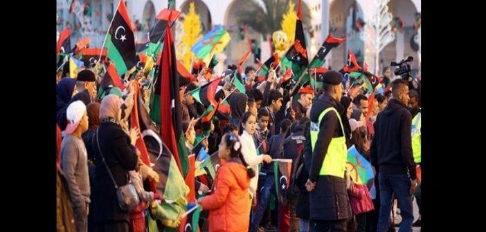 Libye: commémoration du 7e anniversaire de la révolution
