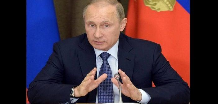 Russie: Des révélations importantes sur le pouvoir de Vladimir Poutine
