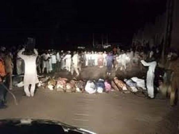 Nigeria: 22 élèves d'une école meurent dans un accident de la circulation