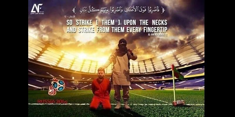 Mondial 2018: Lionel Messi menacé par l'Etat islamique (photos)