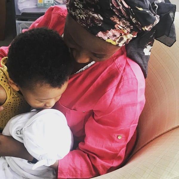 People: La chanteuse nigériane Di'Ja accueille son deuxième enfant (PHOTO)