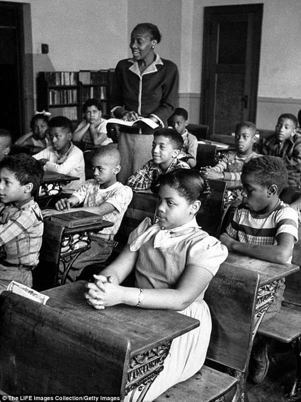 USA: L'écolière noire, symbole de la lutte contre la ségrégation raciale est morte
