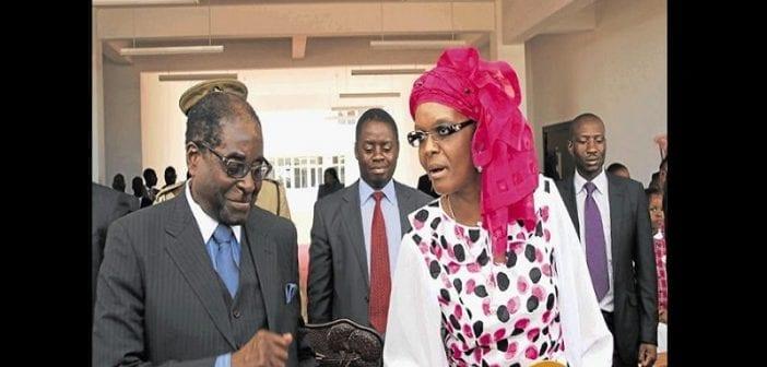 Zimbabwe: Grace Mugabe fait une révélation importante sur la démission de son mari