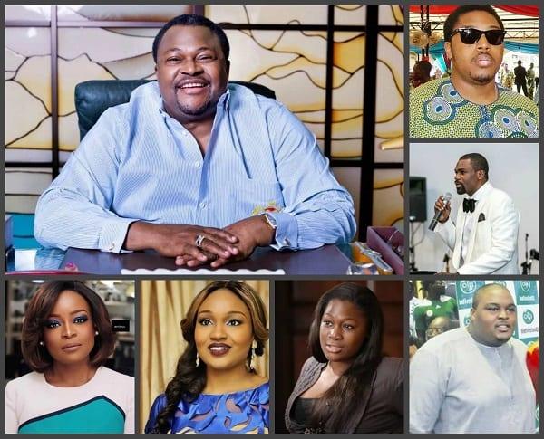 Découvrez en photos les enfants des milliardaires noirs les plus riches au monde