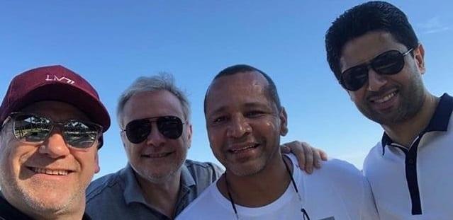 Brésil: Voici pourquoi le président du PSG et le directeur sportif sont à Rio