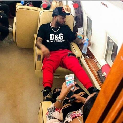 People: Un rappeur nigérian humilie Davido
