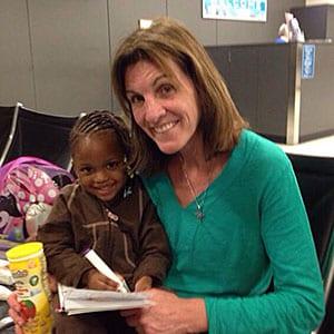 USA: Elle démissionne de son travail pour s'occuper de sa fille adoptive