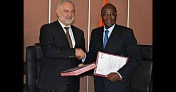 coopération Côte d'Ivoire France
