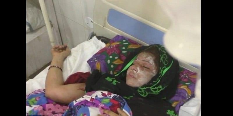 Inde-insolite: un homme verse de l'acide sur sa femme pour avoir donné naissance à une fille (vidéo)