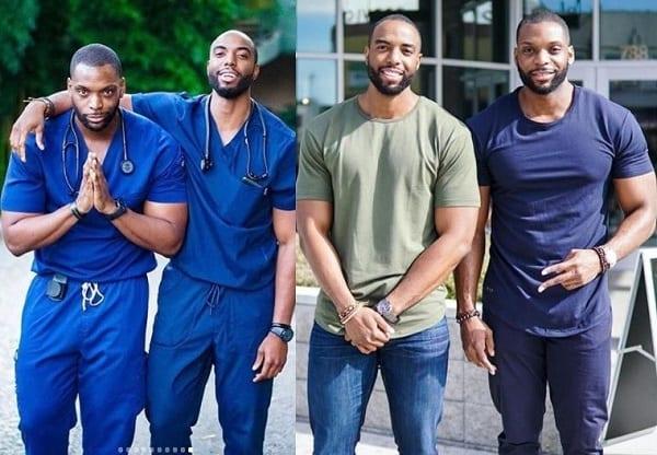 Découvrez en photos les médecins et infirmières noirs les 'plus sexy du monde