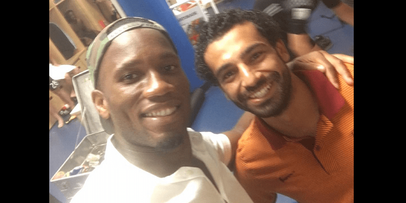 football mohamed salah bat le record de drogba la r action de l rh afrikmag com