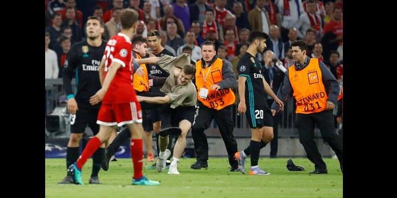 LDC: Après la défaite face au Real Madrid, l'UEFA pourrait sanctionner le Bayern Munich