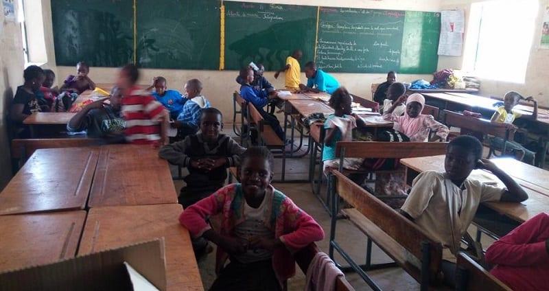 Sénégal/Portrait : Awa Ndaw, l'enseignante qui est contre le bâton à l'école