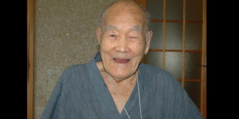 Asie: Un Japonais officiellement reconnu comme le plus vieux au monde (photos)