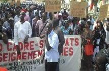 Sénégal Enseignants
