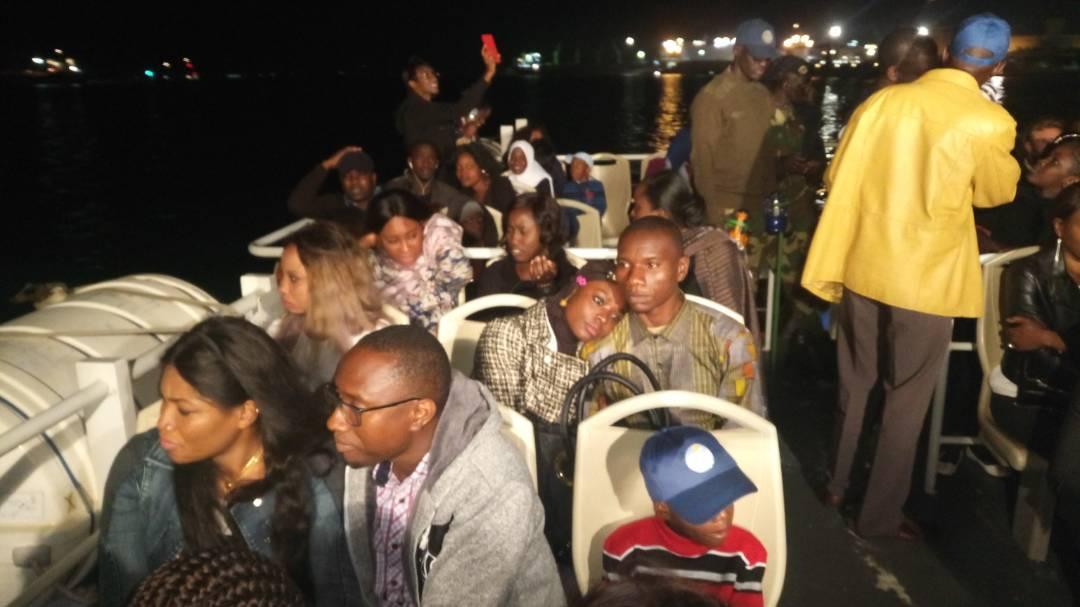 Sénégal: La LMDG innove avec une retraite aux flambeaux aux côtés de l'armée